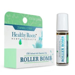 Healthy Roots Hemp Roller Ball for Pain Wholesale Discount